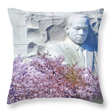 Throw Pillow featuring the photograph Faith by Mitch Cat