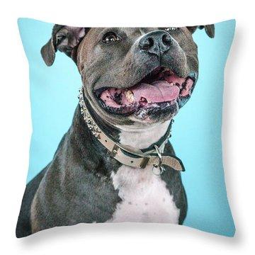 Gravy Throw Pillow