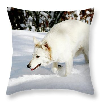 Jane Throw Pillow