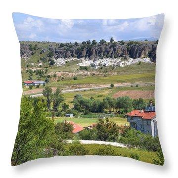 Kilistra - Turkey Throw Pillow