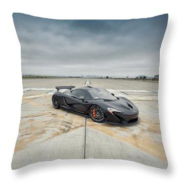 #mclaren #mso #p1 Throw Pillow