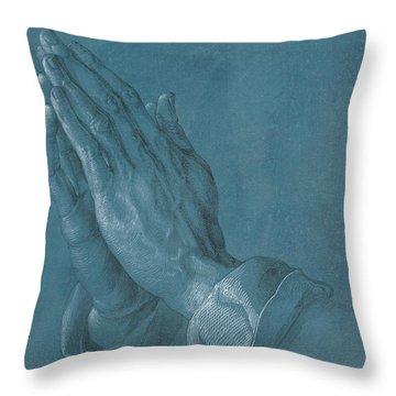 Albrecht Durer Throw Pillows