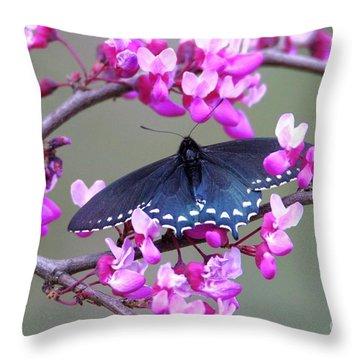 Spring Throw Pillow