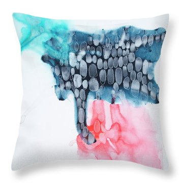 4 Winds - Monsoon Throw Pillow