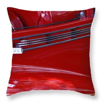1940 Buick Special Throw Pillow