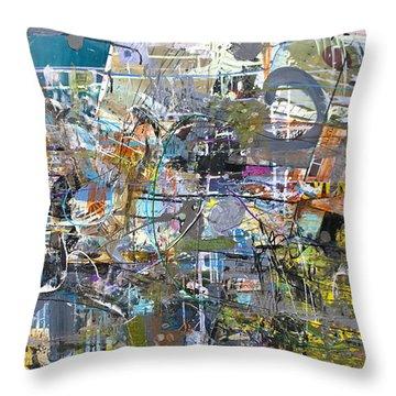 #42215 Or 'the Explorer' Throw Pillow