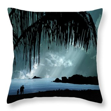 4270 Throw Pillow
