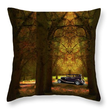 Throw Pillow featuring the photograph 4390 by Peter Holme III