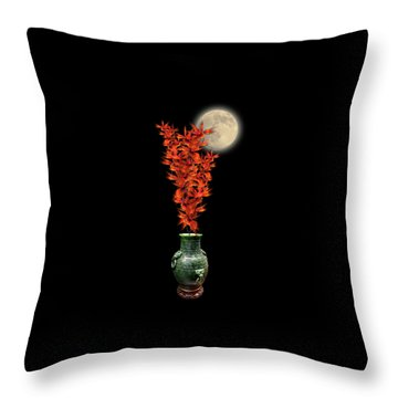 Throw Pillow featuring the photograph 4406 by Peter Holme III
