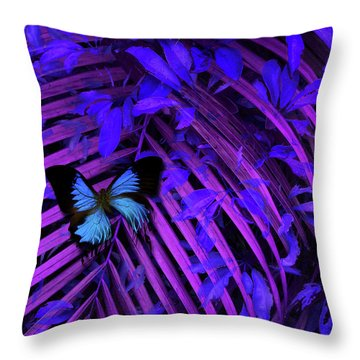 Throw Pillow featuring the photograph 4454 by Peter Holme III