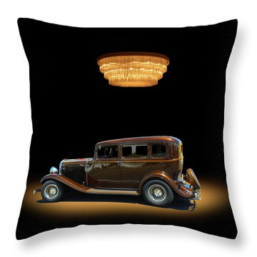 Throw Pillow featuring the photograph 4467 by Peter Holme III