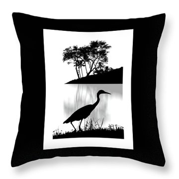 Throw Pillow featuring the photograph 4474 by Peter Holme III