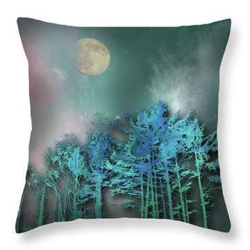 Throw Pillow featuring the photograph 4480 by Peter Holme III