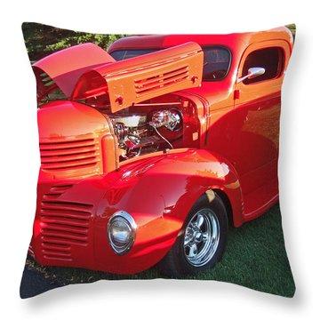 '47 Dodge Pickup Throw Pillow