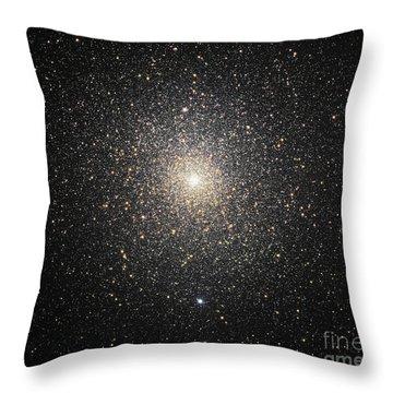 47 Tucanae Ngc104, Globular Cluster Throw Pillow by Robert Gendler