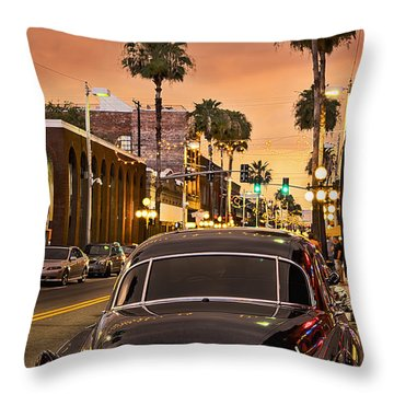 48 Cadi Throw Pillow by Steven Sparks