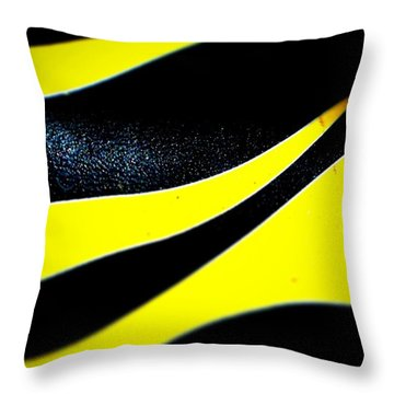 #abstract #art #abstractart Throw Pillow by Jason Michael Roust