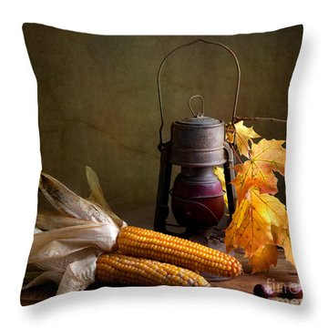 Maple Leaf Throw Pillows