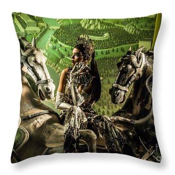 Bergdorf Goodman 2016 Throw Pillow