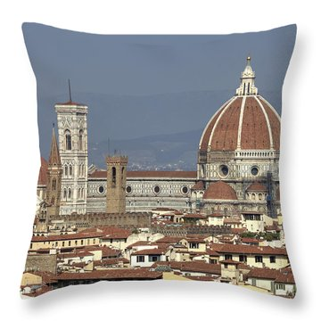 Florence Throw Pillow by Joana Kruse