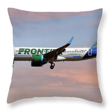 Frontier Throw Pillows