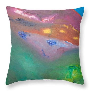 Imaze Throw Pillows