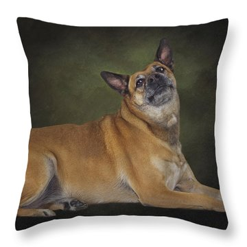 Mabel  Throw Pillow