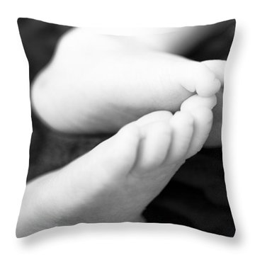 Max Throw Pillow by Marlo Horne