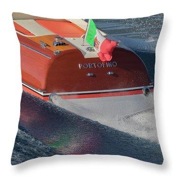 Riva Portofino Throw Pillow