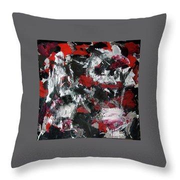 Untitled Throw Pillow by Salvo Illuminato