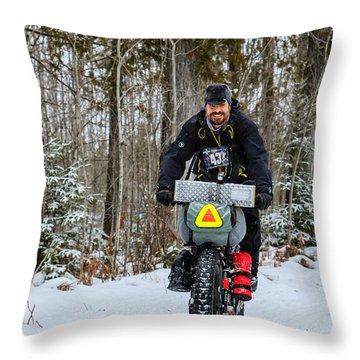 Arrowhead 135 Throw Pillow