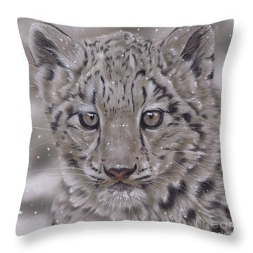 50 Shades Of Grey Throw Pillow