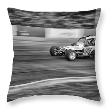 51 In The Lead. Throw Pillow