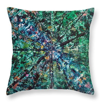 51-offspring While I Was On The Path To Perfection 51 Throw Pillow