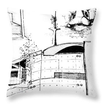 5.31.japan-7-detail-a Throw Pillow