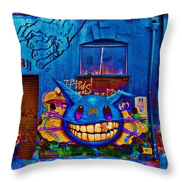 540 Throw Pillow