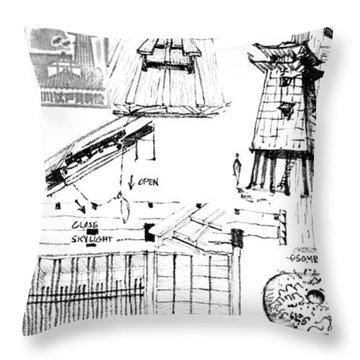 5.41.japan-9-detail-c Throw Pillow