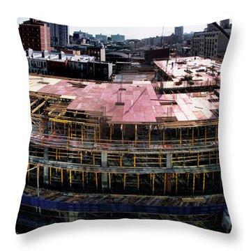 544 Union 1 Throw Pillow