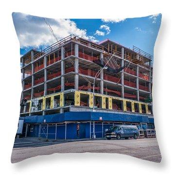 544 Union 2 Throw Pillow