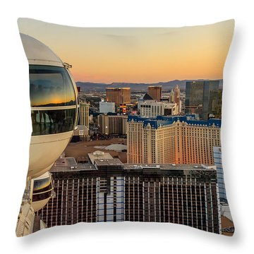 550 Throw Pillow