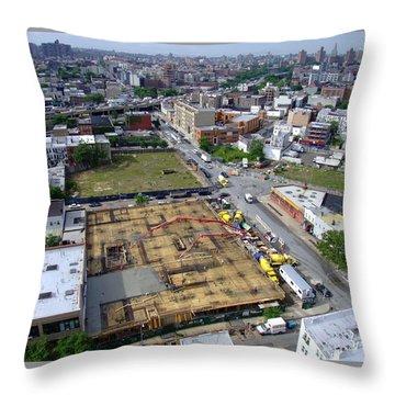 568 Union 1 Throw Pillow