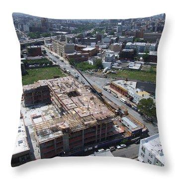 568 Union 2 Throw Pillow