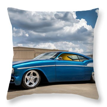 '57 Chevy Custom Throw Pillow