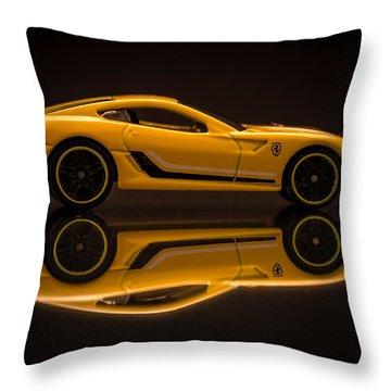 599 Throw Pillow