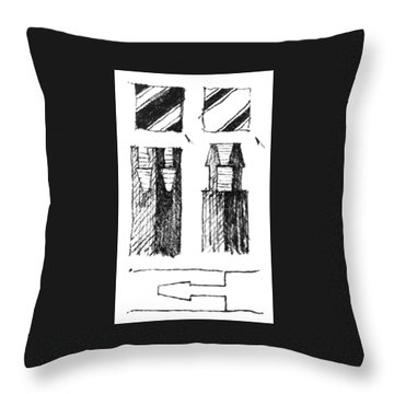 5.9.japan-2-detail-b Throw Pillow