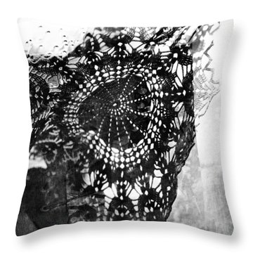 And Grandma Did The Cooking  Throw Pillow