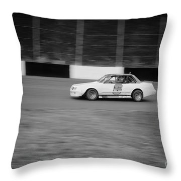 #6 Is Leading The Pack Throw Pillow