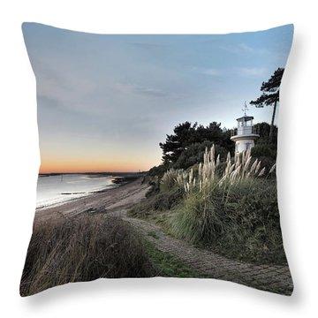 Lepe - England Throw Pillow
