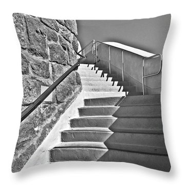 60/40 Throw Pillow