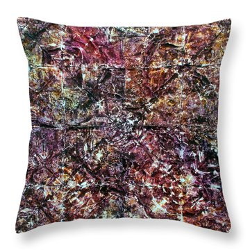 64-offspring While I Was On The Path To Perfection 64 Throw Pillow